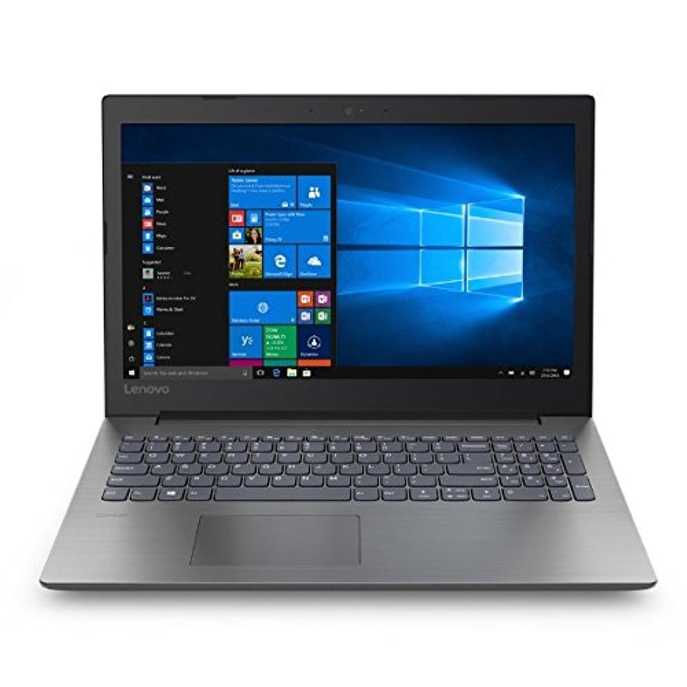 パイプライン送るストライドレノボ ノートパソコン Lenovo ideapad 330 オニキスブラック 81DE00J7JP