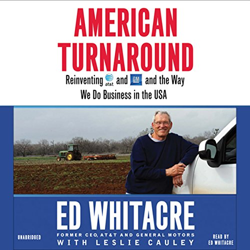 American Turnaround audiobook cover art