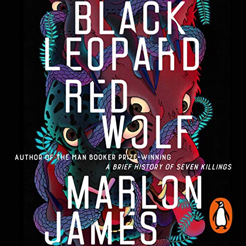 Black Leopard, Red Wolf: Dark Star Trilogy, Book 1