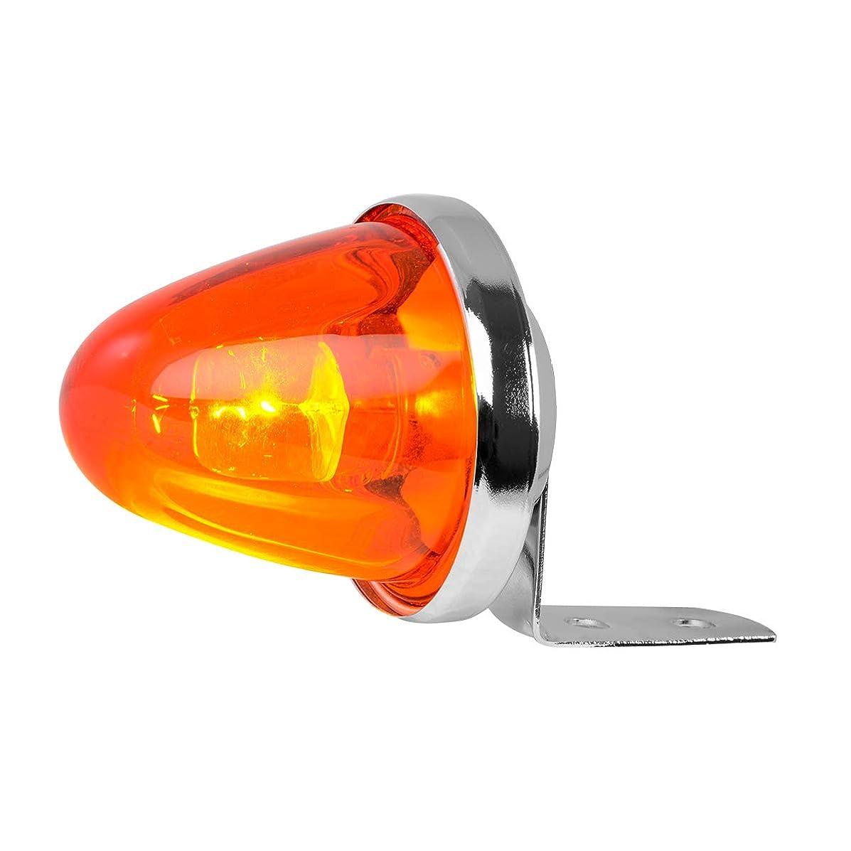 GG Grand General 84200 Marker Light (Beehive Amber Glass)