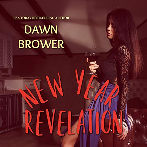New Year Revelation audiobook cover art