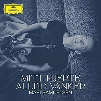 Mitt hjerte alltid vanker (Arr. for Solo Violin and Ensemble)