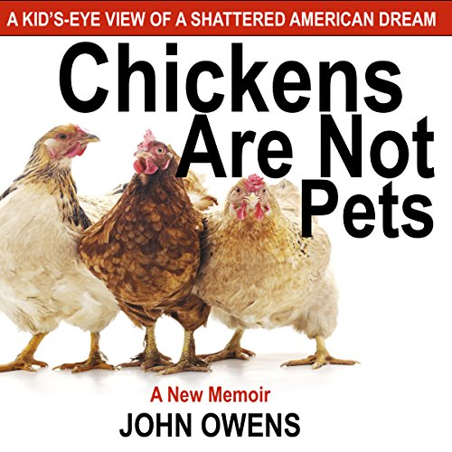 Chickens Are Not Pets audiobook cover art