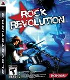 Rock Revolution - Playstation 3 (Game)