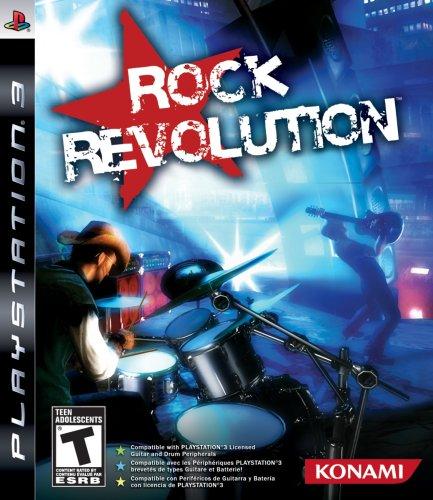 Rock Revolution / Game