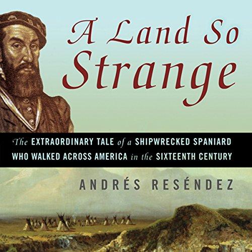 A Land So Strange audiobook cover art