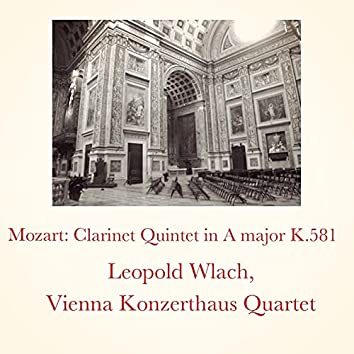 Mozart: Clarinet Quintet in A major K.581