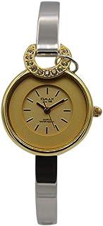اوماكس ساعة رسمية نساء انالوج بعقارب معدن - 00JES678N051