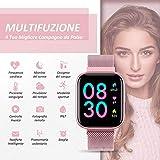 Zoom IMG-2 wwdoll smartwatch orologio fitness tracker