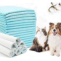 BPS Empapadores de Entrenamiento para Perros Gatos Perfumes con Feromonas para Atraer los Cachorros y Simplificar el Entrenamiento (40pcs 33 * 45 cm) BPS-2189