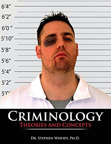 Criminology: Theories and Concepts