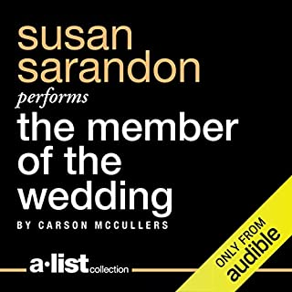 Couverture de The Member of the Wedding