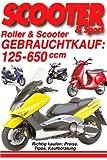Roller & Scooter: Gebrauchtkauf 125-650 ccm: Richtig kaufen: Preise, Tipps, Kaufberatung