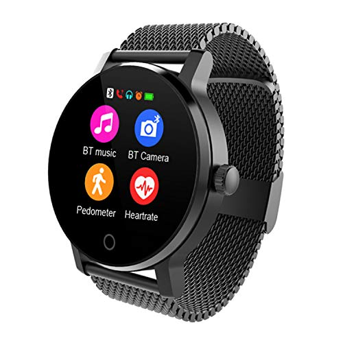 Review WZCXYX Sports Watch Heart Rate Calorie Mileage Calorie Watch Music Message Reminder Outdoor C...