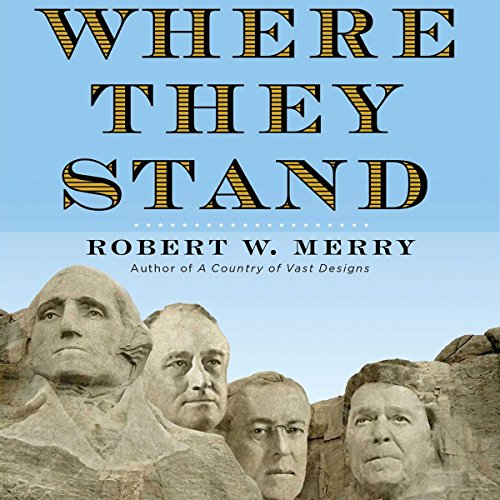 Where They Stand audiobook cover art