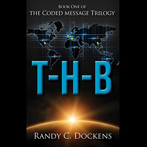 T-H-B audiobook cover art