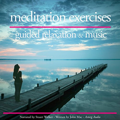 Meditation Exercises audiobook cover art