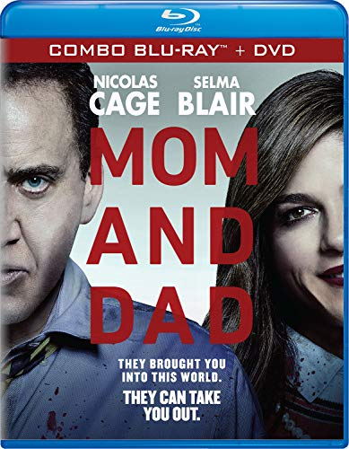 Mom and Dad [BD Combo Pack] [Blu-ray]