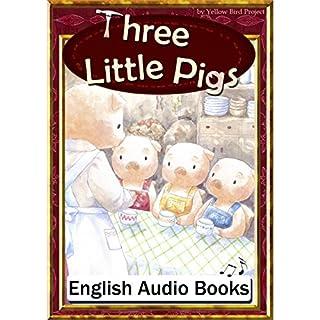 Three Little Pigs(三びきのこぶた・英語版)     きいろいとり文庫 その3              著者:                                                                                                                                 YellowBirdProject                               ナレーター:                                                                                                                                 Towles EnterPrises                      再生時間: 7 分     2件のカスタマーレビュー     総合評価 5.0