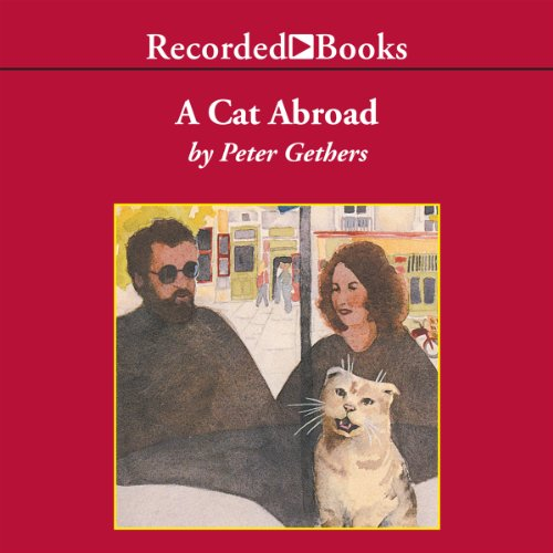 A Cat Abroad audiobook cover art
