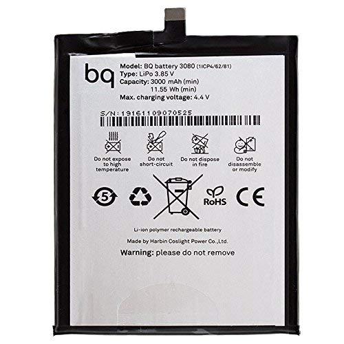 Theoutlettablet - Batería para BQ Aquaris U / U Lite / U Plus