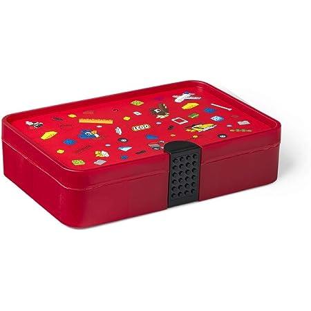 レゴ(LEGO) 収納ボックス レッド 267×178×66mm 40840001
