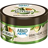 Arko Nem Creme, Avocado - Öl Creme für Körper, Gesicht und Hände, 250 ml Dose