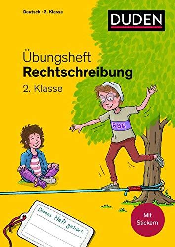 Übungsheft - Rechtschreibung 2.Klasse (Übungshefte Grundschule)