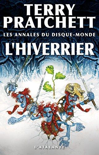 L'Hiverrier: Les Annales du Disque-monde, T35 (Tiphaine Patraque t. 3)
