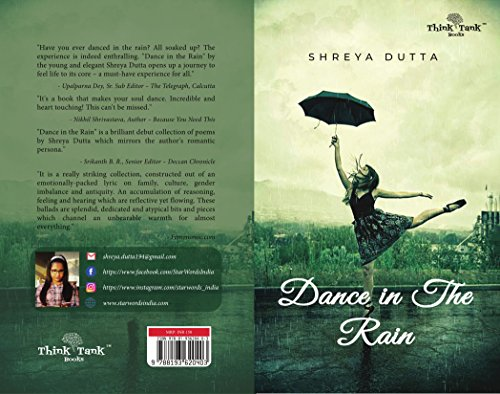 Dance in the Rain by [Shreya Dutta]