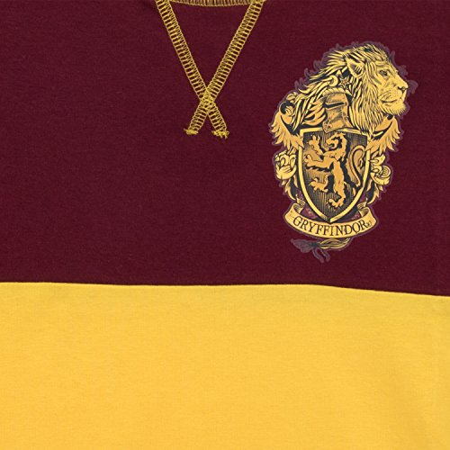 Harry-Potter-Girls-Gryffindor-Pyjamas-Snuggle-Fit