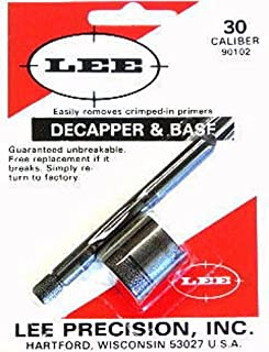LEE PRECISION 30 Decapper and Base