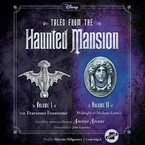 Tales from the Haunted Mansion: Volumes I & II audiobook cover art