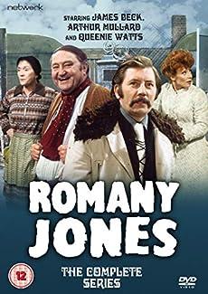 Romany Jones - The Complete Series