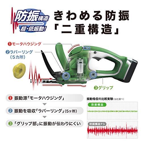 マキタ 充電生垣バリカン MUH353DSH
