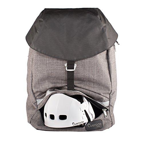 Sac à dos pour cyclistes et utilisateurs de trottinette élec