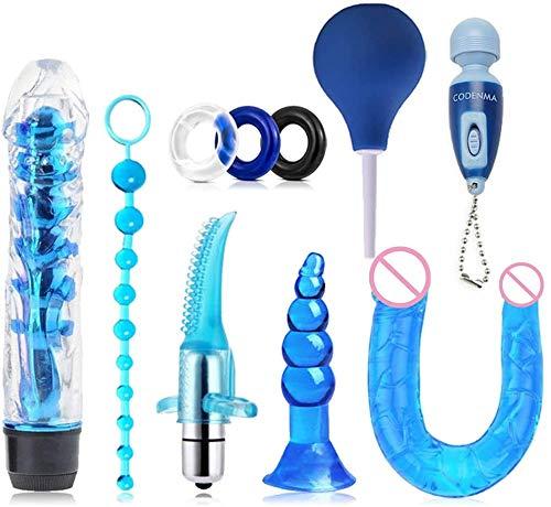 通用 E-DIDI Lovers Family Fun Set Toys-10 Piezas Juego Set de Juego de Decoración de Fiesta Accesorios Juego Juguetes-A326