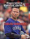 Carlos González (Superstars of Baseball)