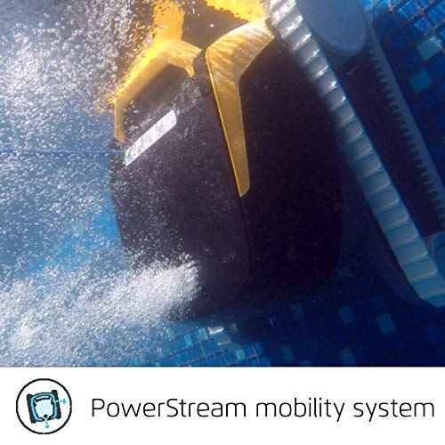 Robot per piscina Dolphin E20, con spazzolain PVC