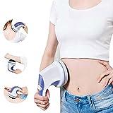 Masseur électrique, masseur tenu dans la main de cellulites de rouleau pour le corps...