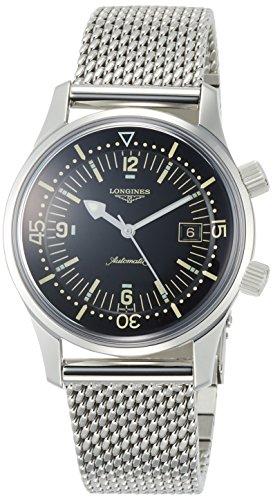 Longines The Longines Legend Diver Watch L3.674.4.50.6