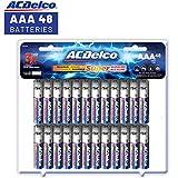 ACDelco AAA Batteries, Triple A Battery Super Alkaline, High...