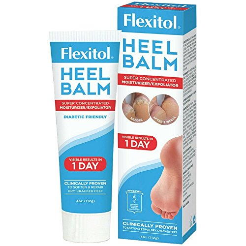 Flexitol Heel Balm, 4 oz (Bundle of 4)
