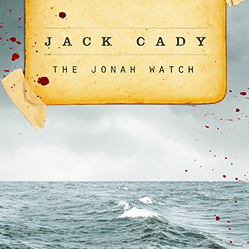 The Jonah Watch audiobook cover art