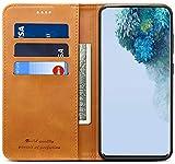 SINIANL Samsung Galaxy S10 5G Leather Case Galaxy S10 5G Wallet...