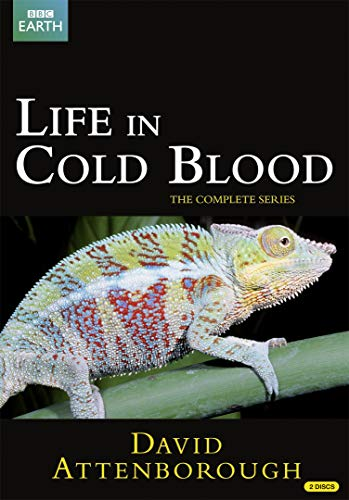 Sir David Attenborough: Life in Cold Blood (Repackaged) (2 DVDs)