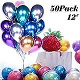 Nakeey Luftballons Metallic
