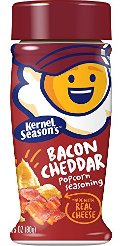 Why Choose Kernel Season's Popcorn Seasoning, Bacon Cheddar, 2.85 Ounce