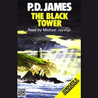 The Black Tower cover art