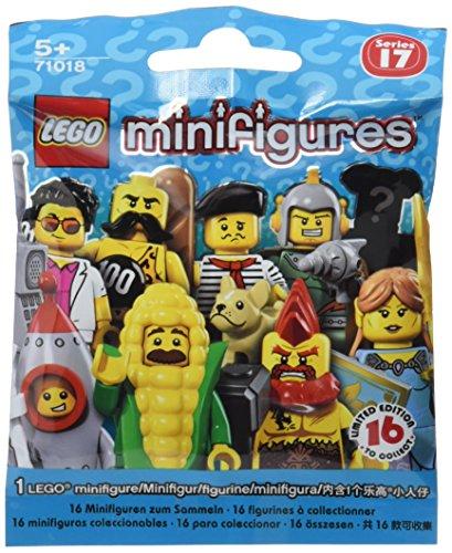 LEGO 71018 Minifigures - Figura de construcción